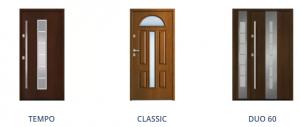 Drzwi wejściowe Gerda 2