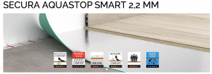 Secura aquastop smart 22 mm